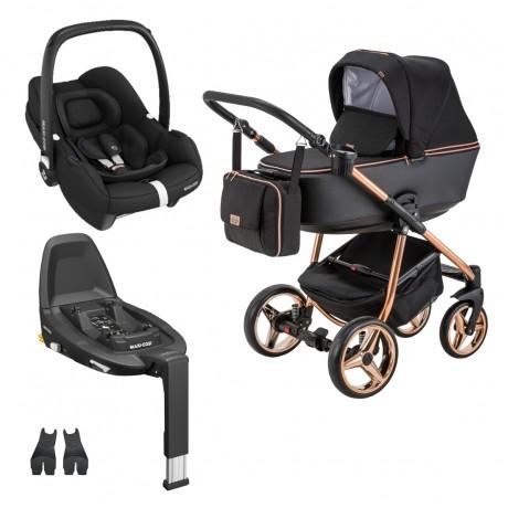 Adamex Reggio Special Edition + Maxi-Cosi Tinca i-Size + FamilyFix 3