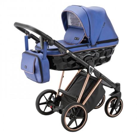 Adamex Paolo Shine Collection wózek 2w1