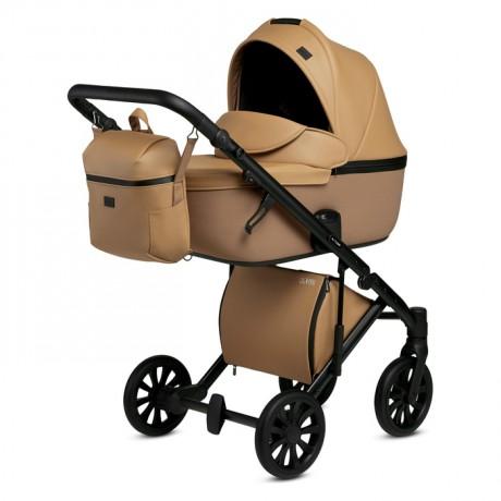 Anex e/type Caramel z Maxi-Cosi Pebble Pro - wózek 3w1