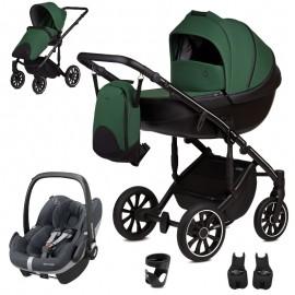 Anex m/type Lime z Maxi-Cosi Pebble Pro - wózek 3w1
