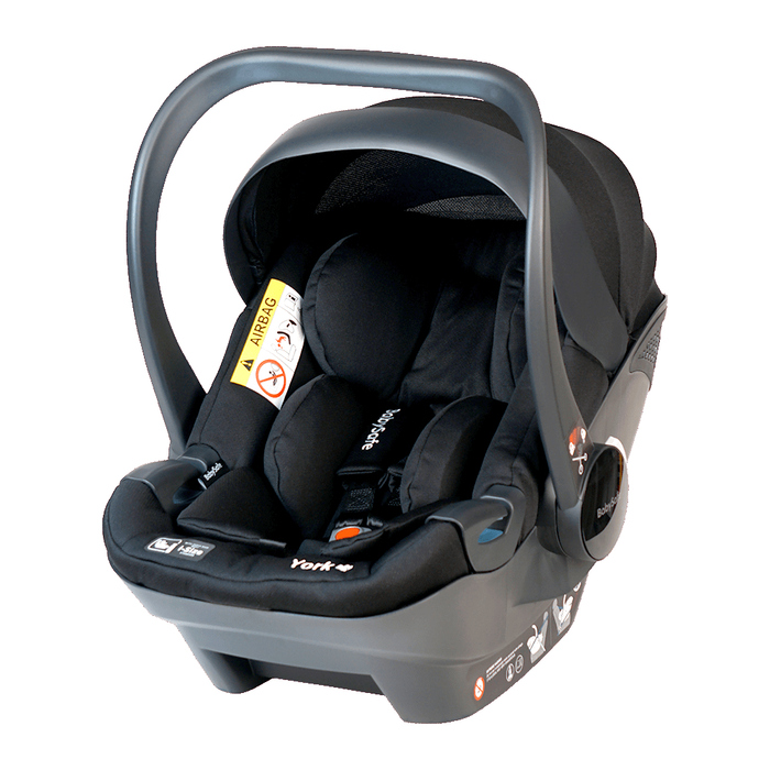 Fotelik BabySafe York 0-13kg