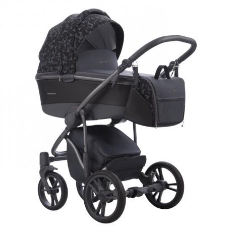 Bebetto Bresso Grey wózek wielofunkcyjny 2w1