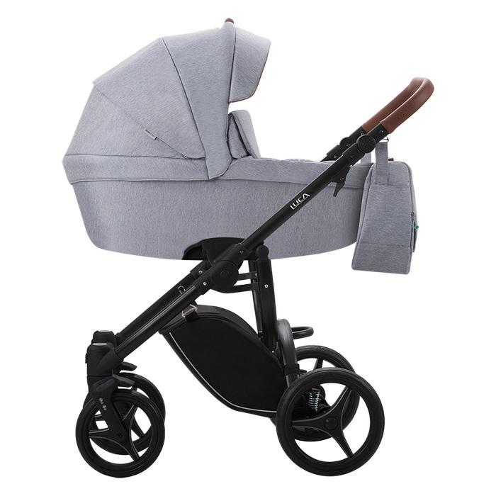 Bebetto Luca wózek wielofunkcyjny 2w1