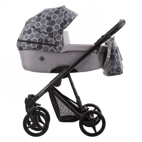 Bebetto Nitello wózek wielofunkcyjny 2w1