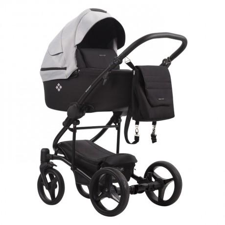 Bebetto Torino TEX wózek wielofunkcyjny 2w1