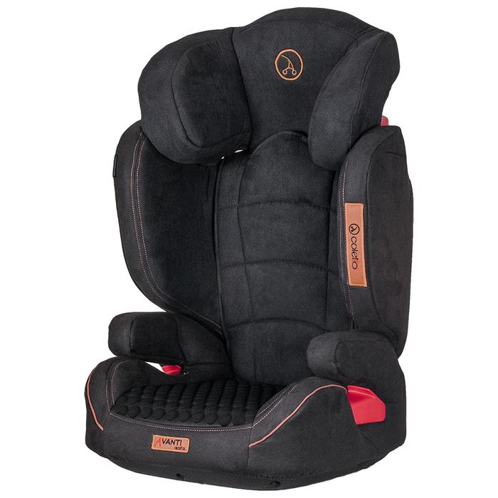 Fotelik Coletto Avanti Isofix 15-36kg Black
