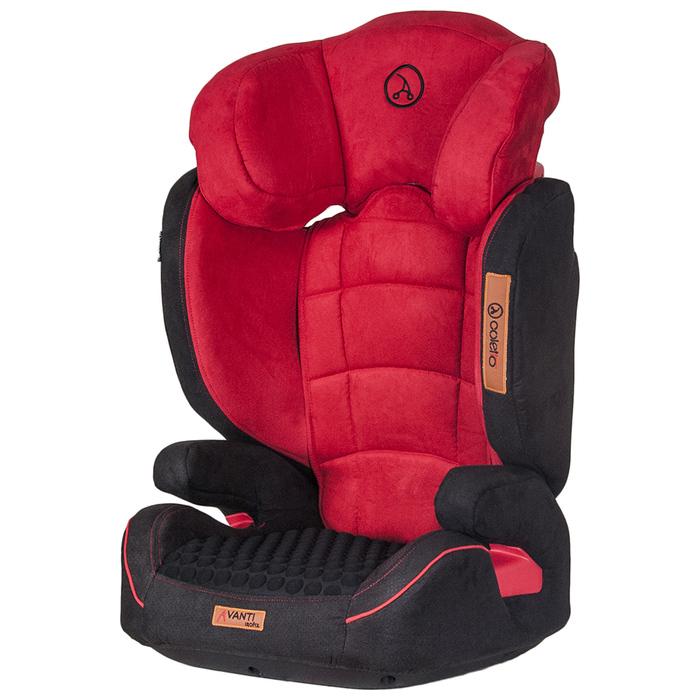 Fotelik Coletto Avanti Isofix 15-36kg Red