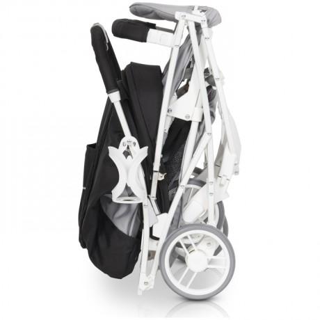 Euro-Cart Volt Pro Anthracite - wózek spacerowy