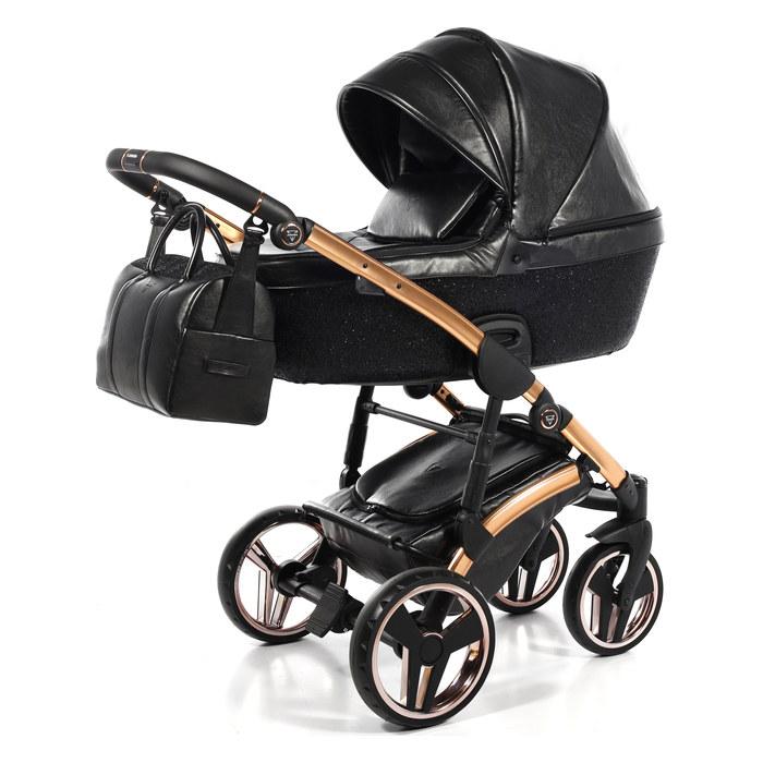 Junama Glitter wózek wielofunkcyjny 2w1