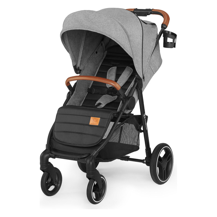 Wózek spacerowy Kinderkraft Grande LX grey