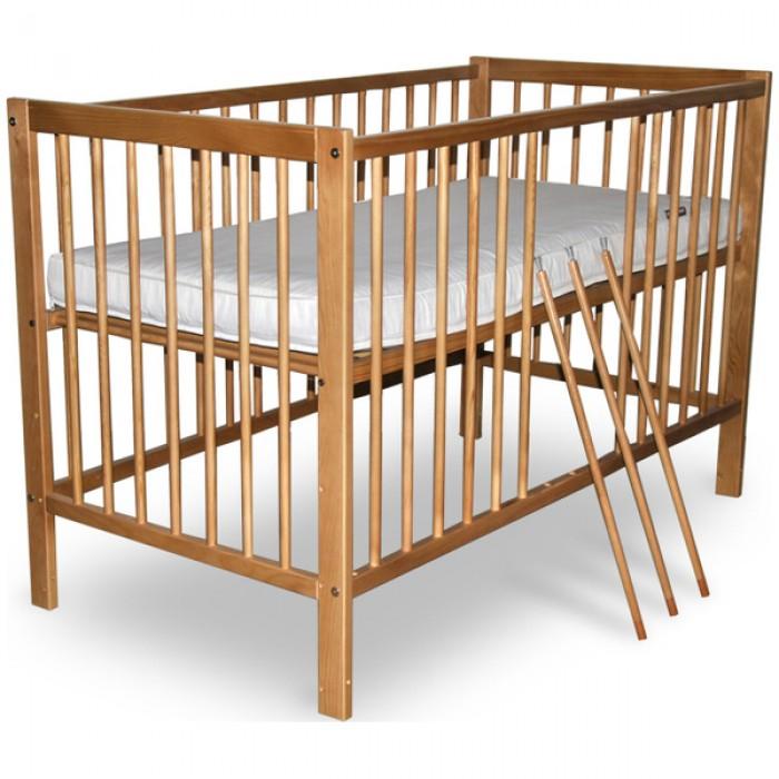 Łóżeczko 120x60 Kubuś