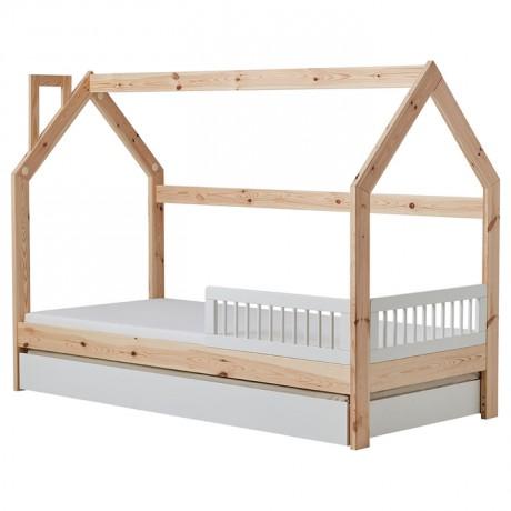 Łóżko domek 200x90 Pinio