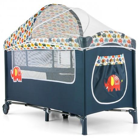 Łóżeczko turystyczne Milly Mally Mirage Deluxe