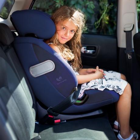 Renolux Olymp Carbon fotelik samochodowy 76-150 cm R129 i-Size