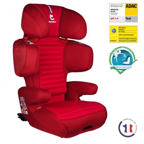 Renolux Renofix Passion fotelik samochodowy 15-36kg