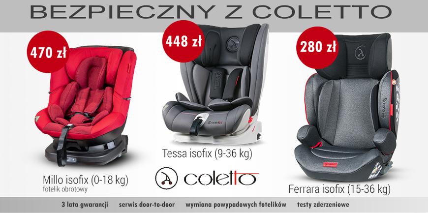 Promocja Coletto