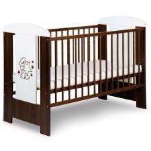 Klupś Safari Miś łóżeczko 120x60