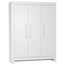 Pinio Calmo szafa 3-drzwiowa biała