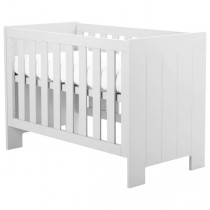 Pinio Calmo łóżeczko 120x60 białe