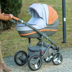 Wózki Adamex