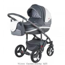 Wózek Adamex Vicco Carmel Grey