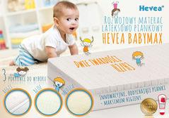 Materac Hevea Baby Max
