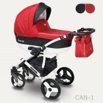 Wózek Camarelo Carera New