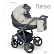 Wózek Camarelo Neso