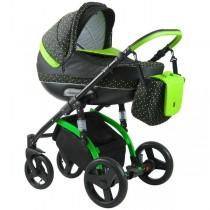 Wózek Coneco Lavita 18 zielony