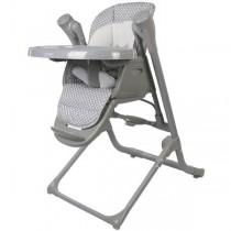 Krzesełko huśtawka Sun Baby Lullaby - szare