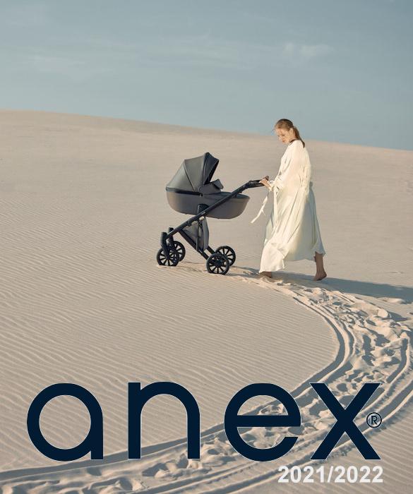 Wózki Anex